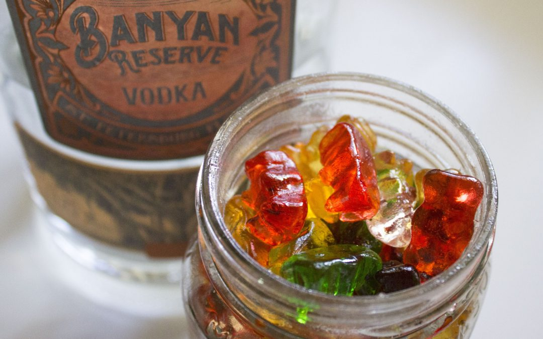 Quarantine Gummy Bears Recipe