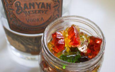 Quarantine Gummy Bears Recipe